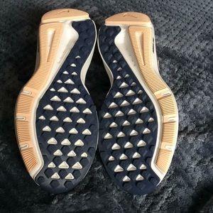 Nike Shoes - Nike Run Swift Blue and Blush Running Shoes